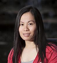 Hunter College student Fei Yan Mock